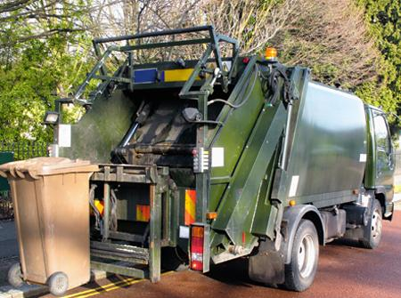 iot gps tracking for waste management trucks