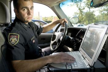 gps tacking for law enforcement police cars