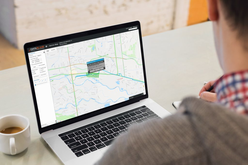 voyager iot gps tracking software