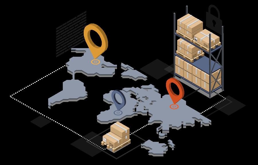 logistics iot applications
