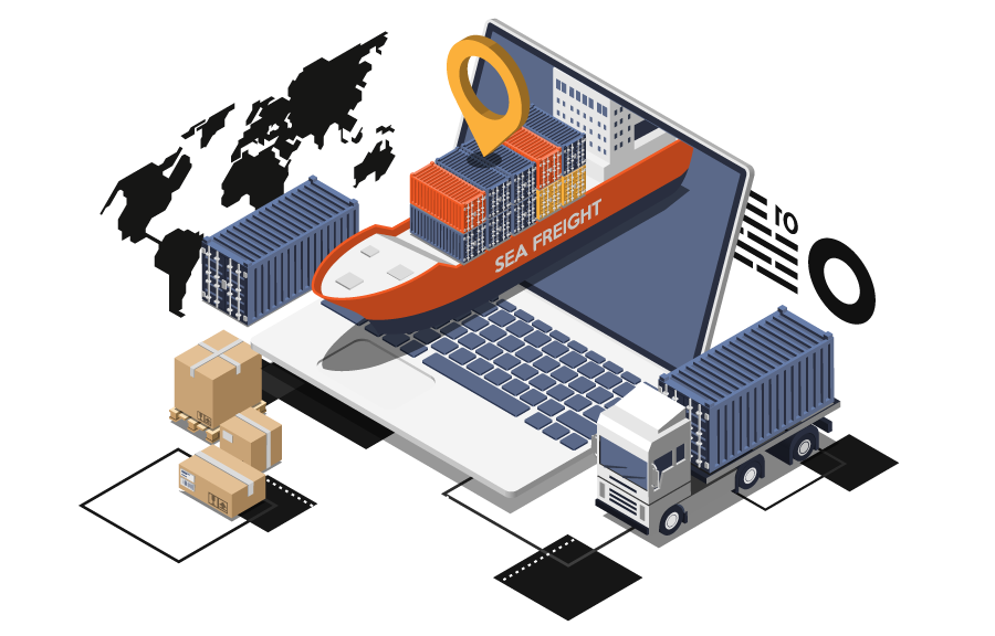 freight tracking logistics iot software